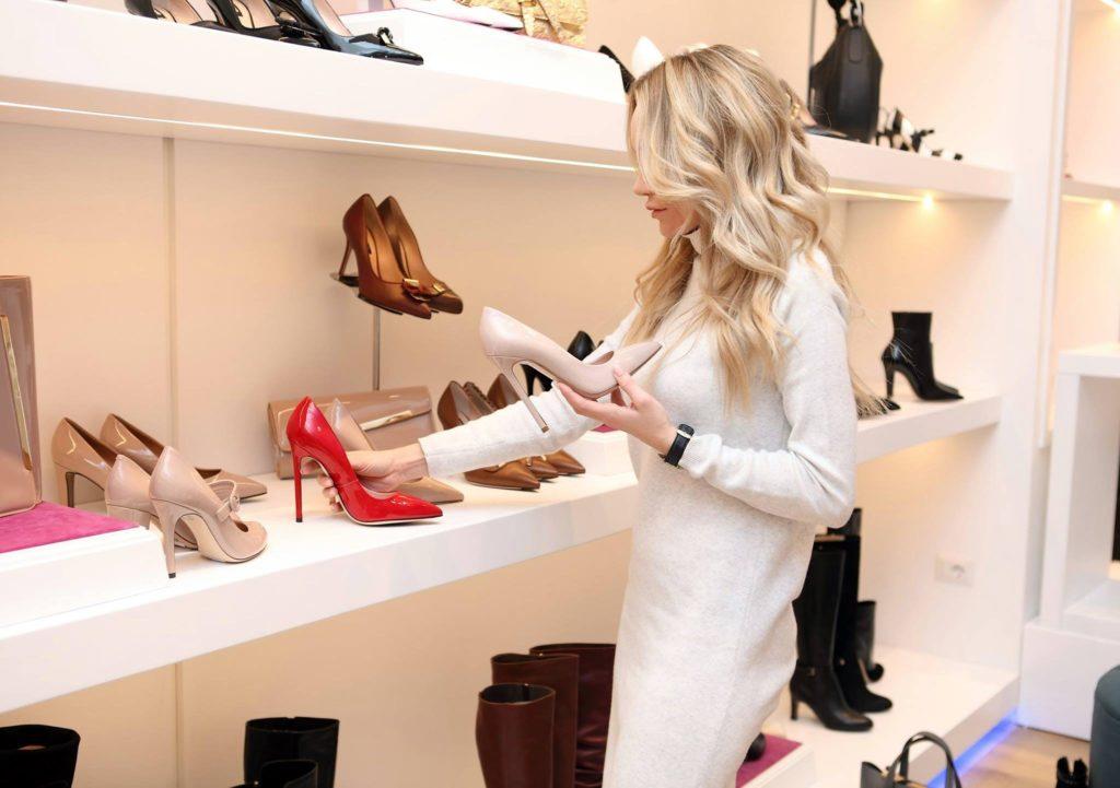 footwear shop business - small business ideas